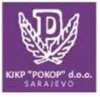 """KJKP """"POKOP"""" d.o.o: Sarajevo"""