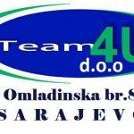 4U-TEAM d.o.o. Sarajevo